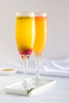 PASSION FRUIT JUICE | SQUASH & DRINK RECIPES | GREAT FOR COCKTAILS