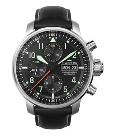 Fortis Flieger Professional Chronograph reference 705.21.11
