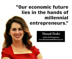 #economics #millennial #entrepreneur #geny #business