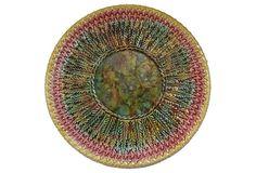 Antique Majolica Bread Board on OneKingsLane.com