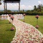 Decorations Tips, Wedding Aisle Decorations With Flowers: Aisle Decorations for Weddings