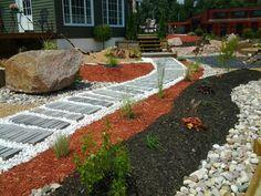 Stepping Stones, Outdoor Decor, Home Decor, Homemade Home Decor, Decoration Home, Interior Decorating