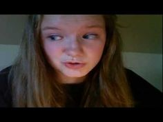 13 year old girl explains slut shaming and our societies culture of rape. Kick ass!