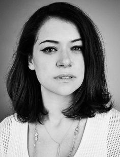 Go with your gut every single time. It's never, ever wrong. Even if feels like everybody else is telling you that you need to do this, or do that. Your gut is your artist, and who you are as a person. Never try to be something you're not.  get to know me meme: [3/5] actresses - Tatiana Maslany