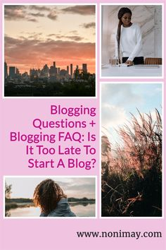 As you know I'm a big advocate for blogging and I think everybody should start a blog. I've been blogging for over 16 years and I have built my whole business around it! But I get a lot of questions about blogging, and some of it are really relevant for this year, so I thought it's time to do a blogging FAQ! #blogging #faq #blog #startablog New Things To Learn, Things To Think About, Blogger Tips, Content Marketing, How To Start A Blog, Blogging, Crafty, Group, Big