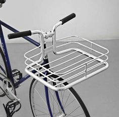 Custom Basket/Handlebars