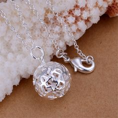 New Design Fashion Jewelry ries Silver Plated for Women HFNE0831
