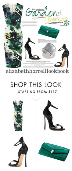 m by elizabethhorrell on Polyvore featuring Coast, Casadei, Bulgari and Hissia