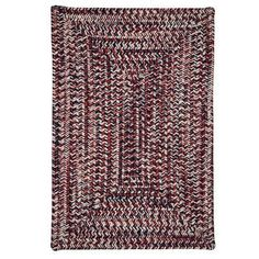 Andover Mills Russett Red Area Rug Rug Size: Square 8'