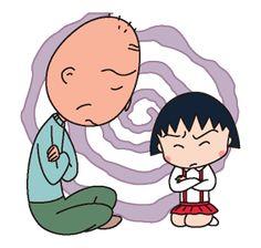 Chibi Maruko Chan Stickers 29