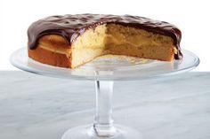 Gâteau à la Crème Mousseline de Citron