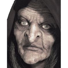 Great witch makeup! http://www.clownantics.com/images/products/woochie-witch-nose-and-chin-fx-kits-k20125.jpg