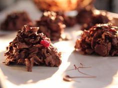 English Chocolate Crisps recipe from Ina Garten via Food Network