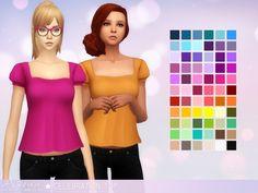 Celebration Top, Pants & Shoes at Aveira Sims 4 via Sims 4 Updates