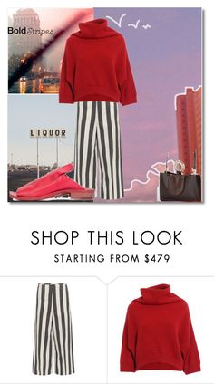 """""""Striped Pants"""" by peeweevaaz ❤ liked on Polyvore featuring Joseph, Brunello Cucinelli, outfit, stripedpants, polyvoreeditorial and polyvorefashion"""