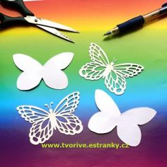 Diy And Crafts, Crafts For Kids, Paper Cutting, Origami, Projects To Try, Canvas Art, Spring, Ideas, Butterfly Metamorphosis