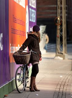 Copenhagen Bikehaven by Mellbin - Bike Cycle Bicycle - 2013 - 1114 by Franz-Michael S. Mellbin, via Flickr