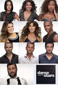 Danse avec les stars 4 : Découvrez les 10 candidats en images ! - StarsBlog.fr