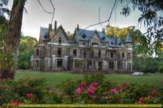 Castle Egana in Buenos Aires, Argentina
