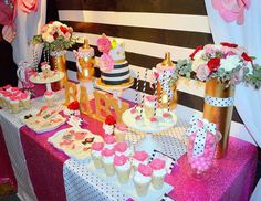 "Kate Spade / Baby Shower ""Kate Spade Inspired Baby Shower"" 