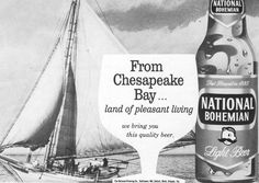 historic baltimore breweries | ... in Belair Maryland for National Bohemian Beer back in the early 1950's