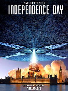 Scottish Independence Day..