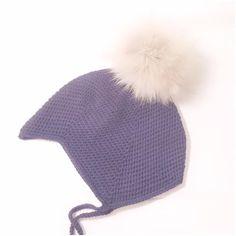 Hæklet djævlehue Learn To Crochet, Crochet Baby, Little Girls, Winter Hats, Knitting, Children, Womens Fashion, Crochet Ideas, Learning