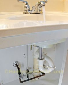Picture Collection Website How to Replace a Pop Up Sink Drain Part