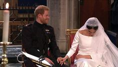 England's Royal Wedding of Prince Harry and Meghan Markle at St. George's Chapel in Windsor Prince Harry Et Meghan, Meghan Markle Prince Harry, Princess Meghan, Prince And Princess, Prince Henry, Prince Charles, Harry And Meghan Wedding, Harry Wedding, Meghan Markle Wedding