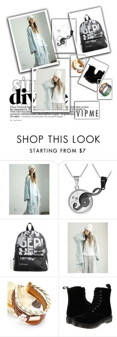 """""""VIPME"""" by newoutfit ❤ liked on Polyvore featuring Dr. Martens, women's clothing, women, female, woman, misses, juniors and vipme"""