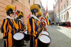 Swiss Guard, Judges, Pope Francis, Turin, All Saints, Rome, Medieval, Faith, Sport