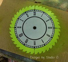 saw blade clock SANY2598
