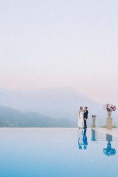 A Chic and Elegant Amalfi Coast Wedding | Photography by http://www.roncaglioneweddingphotographers.com/log