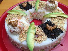 Roscas de sushi !!