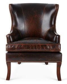 Thomas Chair, Cognac | Summer Steals | One Kings Lane