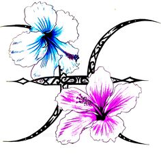 actual colors of the pisces tattoo. Im totally getting this