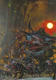 adrian_smith brood tyranids warrior