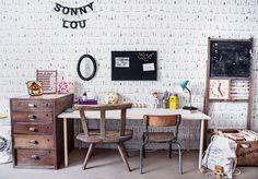 Kids desk DIY | Northern Delight