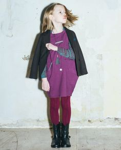 Paade Mode. Edgy and unique kids fashion from Latvia.
