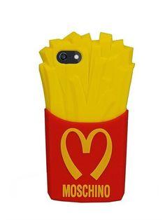 Pin for Later: 50 fabelhafte Geschenkideen unter 25 € für alle Frauen  Moschino Iphone 5 Hülle (25 €)