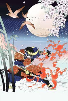 Kamen Rider Gaim - Jacket Picture
