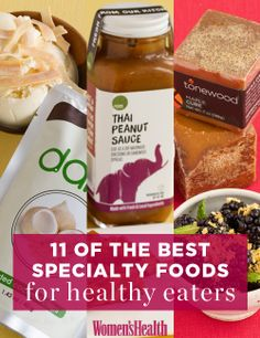 11 of the Best Specialty Foods for Healthy Eaters
