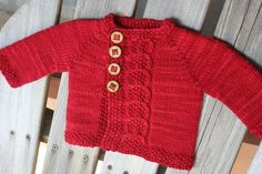 Free knitting pattern for baby cardigan Olive You Baby and more baby cardigan knitting patterns