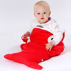 SHAKE Baby-Sleeping-Bag hark Bunting Bag-Used in Outdoor Stroller or air-conditioned room-Shark (Red) - $43.99