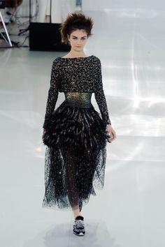 Défilé Chanel Printemps-été 2014 Haute couture | Le Figaro Madame