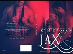 Jax by Kym Grosso New Times, Book Tv, Usa Today, Book Characters, Romance Novels, Bestselling Author, New Books, New Orleans, It Hurts