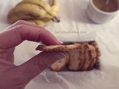 galletas paleo, sin lactosa