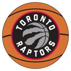 NBA Toronto Raptors Basketball Mat 27 Diameter