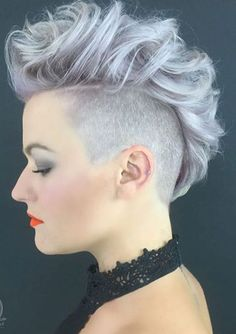 Mohawk Hairstyles and Haircuts in 2017 — TheRightHairstyles