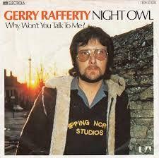 Image result for gerry rafferty Gerry Rafferty, Tom Petty, Night Owl, Baker Street, Talk To Me, Studio, Artist, Fictional Characters, Image